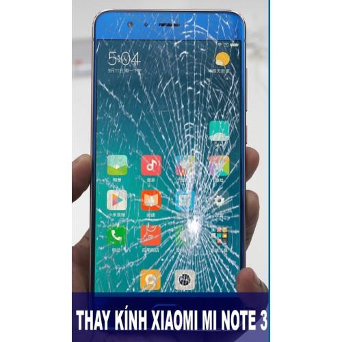 Thay mặt kính Xiaomi Mi Note 3 tại Hà Nội