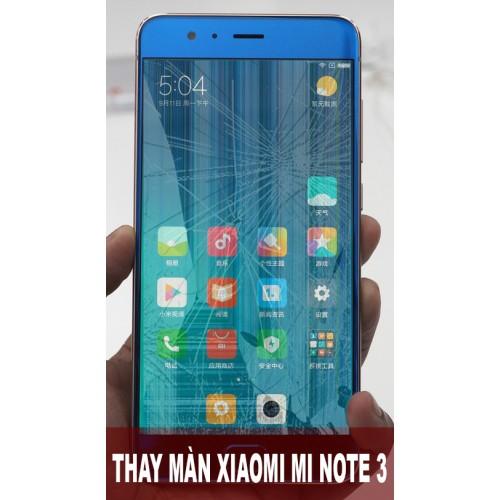 Thay màn hình Xiaomi Mi Note 3 tại Hà Nội