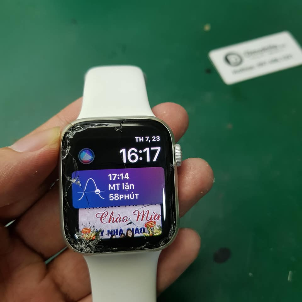 ép kính apple watch 5