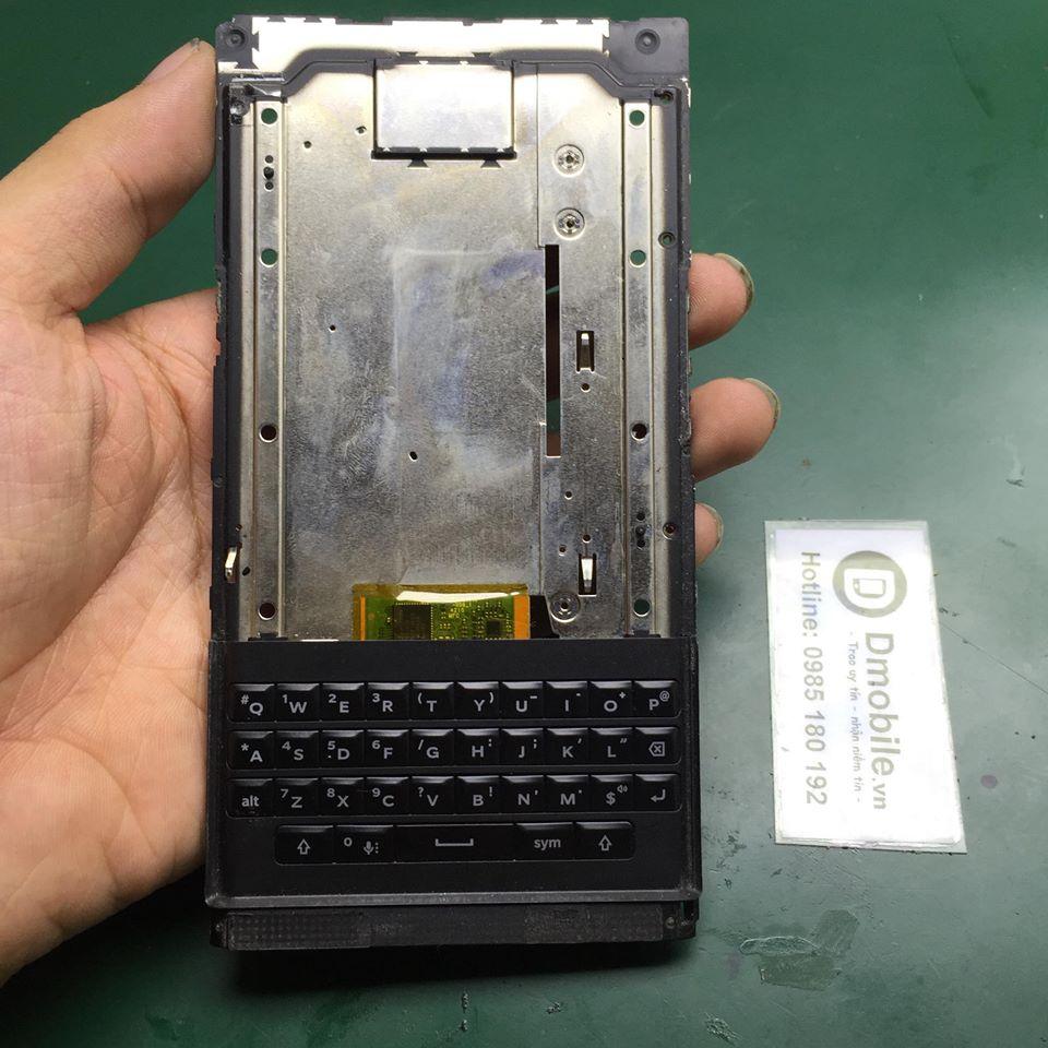 bàn phím blackberry priv bị liệt